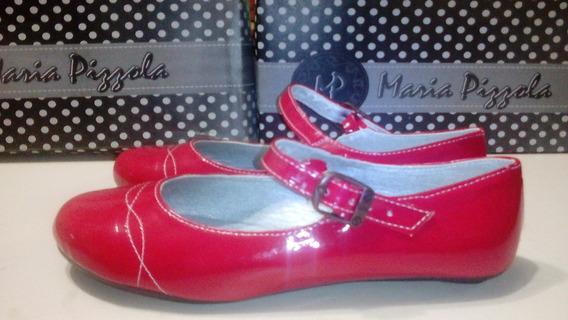 Zapatos Toreritas Maria Pizzola Niñas Talla 32 Ref 12