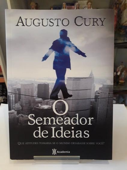 Livro O Semeador De Ideias Augusto Cury -