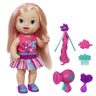 Baby Alive Play .n Style Christina Doll (blonde)