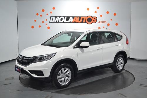 Honda Cr-v 2.4 Lx 2wd A/t 2016 -imolaautos