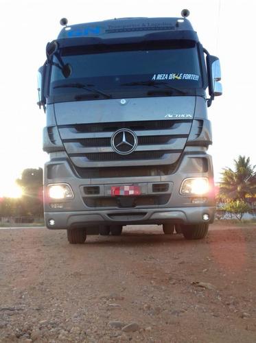 Imagem 1 de 8 de Mercedes-benz Actros 2546 Ls 6x2 2011