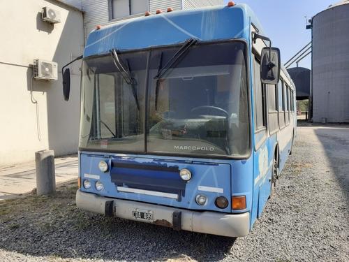 Casa Rodante Scania 113l