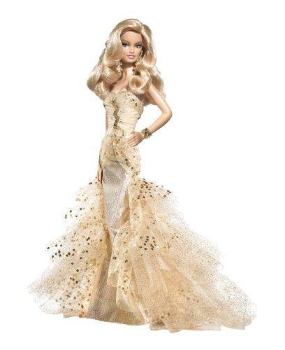 Imagem 1 de 7 de Barbie 50th Anniversary Aniversário 50 Collector 2009 Gold