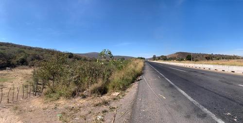 Imagen 1 de 3 de Terreno A Pie De Carretera Cocula - Villa Corona