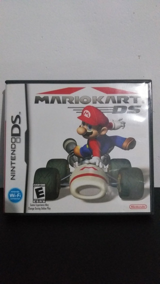 Nintendo Mario Kart Ds Original