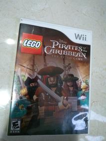Lego Piratas Do Caribe Para Nintendo Wii
