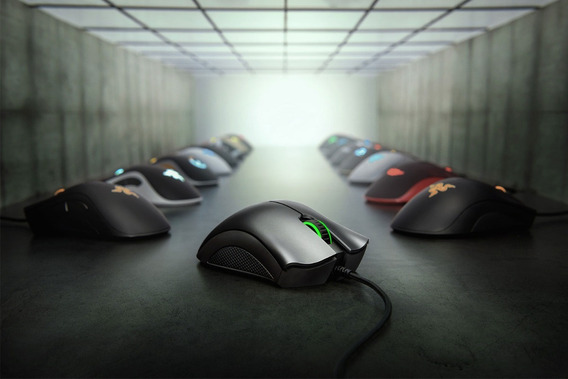 Razer Deathadder Essential Mouse Usb Gamer Cd.2488