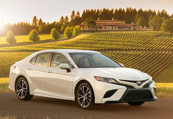Camry Le 2020