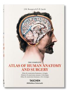 Atlas De Anatomía Humana Y Cirugía - Taschen