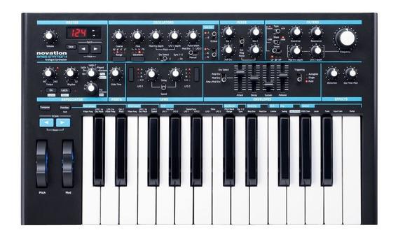 Sintetizador Analógico Mono-synth Novation Bass Station Ii 2