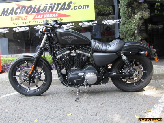 Harley Davidson Iron Iron 883