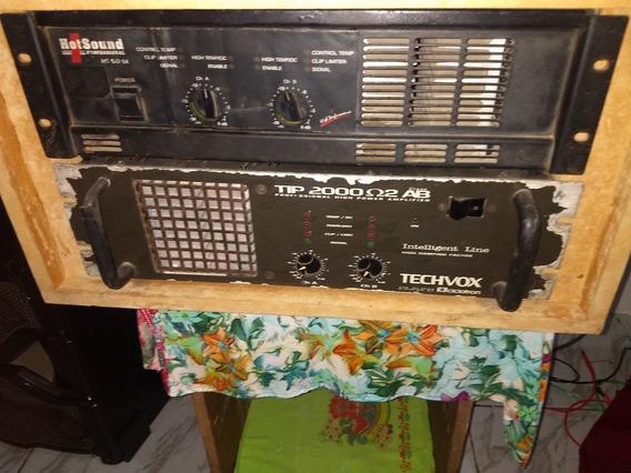Amplificador Hotsound 5.000w