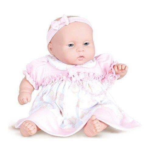 Boneca Bebê Bolofos 120 Frases - Cotiplas 2071