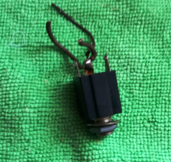 1 Plug P10 Saida Phones Csr Amplificado 9280 9180