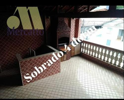 Casa Sobrado Em Jardim Helena  -  Taboão Da Serra - 3082