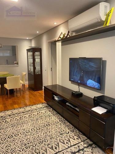 Apartamento Para Venda, 3 Dormitórios, Chácara Inglesa - São Paulo - 7998