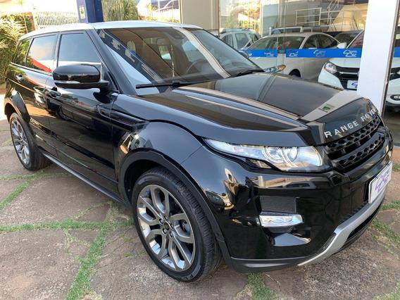 Land Rover Evoque Dynanic Teck 2013