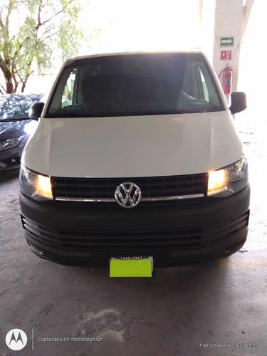 Imagen 1 de 13 de Volkswagen Transporter 2.0 Cargo Van Tdi Std 5 Vel Ac 2018