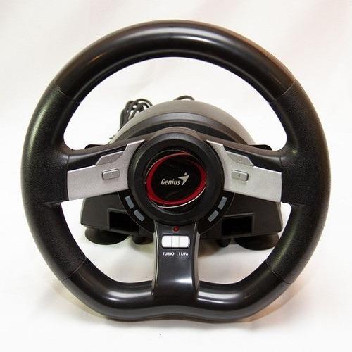 Control Volante Pedales Genius Speed Wheel 5