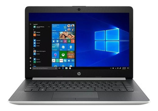 Laptop Hp 14 Intel Core I3 2.3 Ghz 4gb Ram Ssd 128gb Win10
