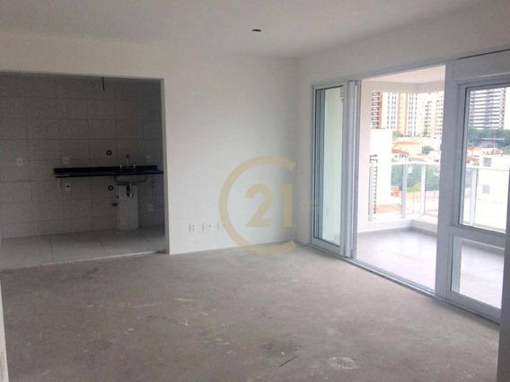 Apartamento Com 2 Dormitórios À Venda, 74 M² Por R$ 969.000,00 - Perdizes - São Paulo/sp - Ap17382