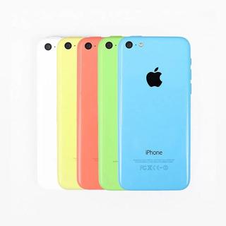 Carcaça Aro Chassi Tampa Traseira iPhone 5c Original
