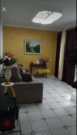 Imagem 1 de 8 de Sobrado Com 3 Dormitórios À Venda, 169 M² Por R$ 530.000,00 - Parque Selecta(montanhão) - São Bernardo Do Campo/sp - So0769