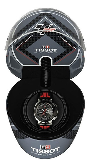 Relógio Tissot T Race Motogp Automático Edição Limitada 2014