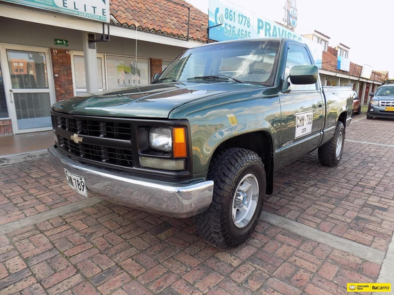 Chevrolet Cheyenne 1500 Mt Aa 5.7cc 4x2