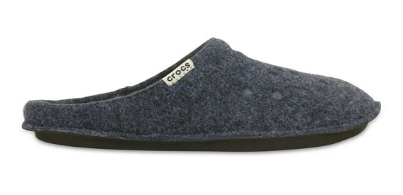 Crocs Classic Slipper -nautical Navy /oatmeal