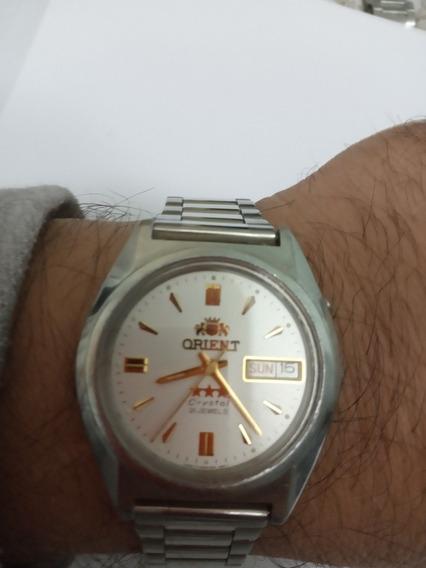 Relógio Orient Automático Revisado
