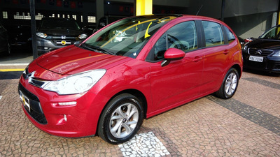 Citroen C3 Tendance 1.5 2014 Otimo Estado