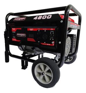 Generador Electrico 4800 Watts - 4500 Watts Planta De Luz