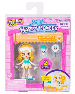 Muñeca Daisy Petals Shopkins Happy Places Temporada 2 Paquet