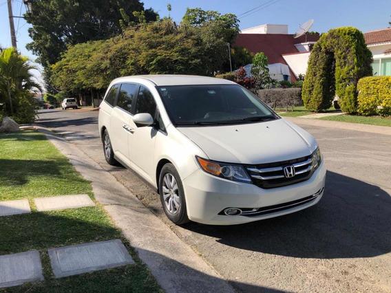 Honda Odyssey 3.5 Exl V6 At 2015