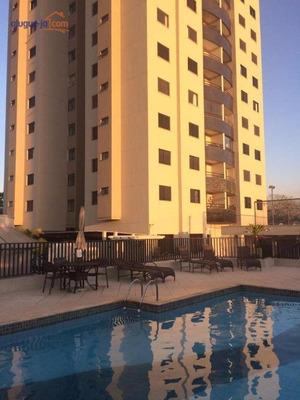 Apartamento Com 3 Dormitórios À Venda, 90 M² Por R$ 480.000 - Bosque Dos Eucaliptos - São José Dos Campos/sp - Ap5925