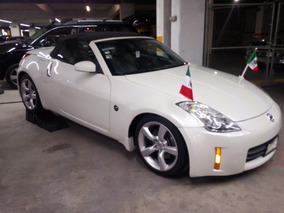 Nissan 350 Z 3.5 Coupe 2 Asientos 6vel Touring Mt Dz*