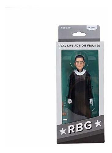 Vida Real Accion Politica Figura Ruth Bader Ginsburg Rbg