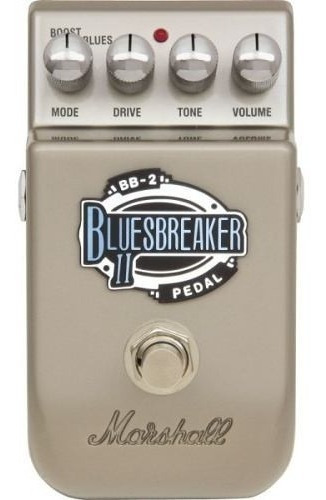 Pedal P/ Guitarra Bb-2 Bluesbreaker Bb2 - Marshall + Nf