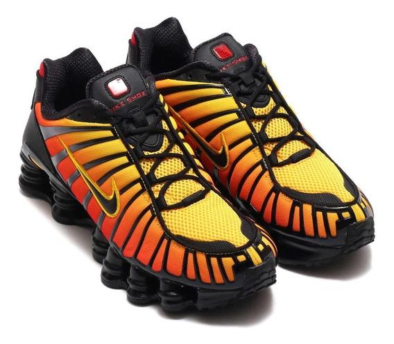 Tênis Nike Shox Tl 12 Molas Exclusivo !!!!