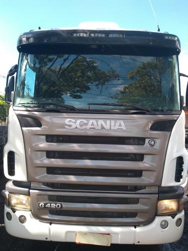 Scania 124 420 6x4 Bug Leve