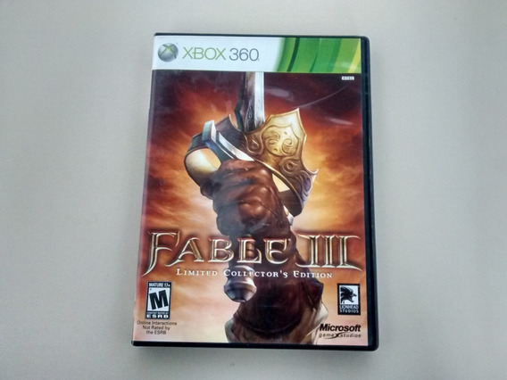 Fable Ill 3 Limited Collector