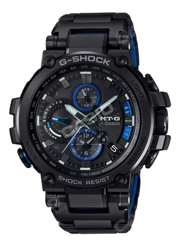 Reloj Casio G-shock Metal Smart Access Mtg-b1000bd-1a