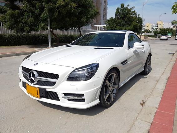 Mercedes Benz Slk 200 Turbo Carbon Look Edition Aut Mod 2015