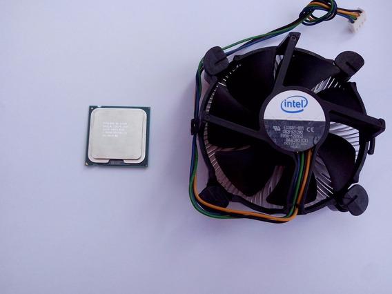 Processador Core 2 Duo Com Cooler