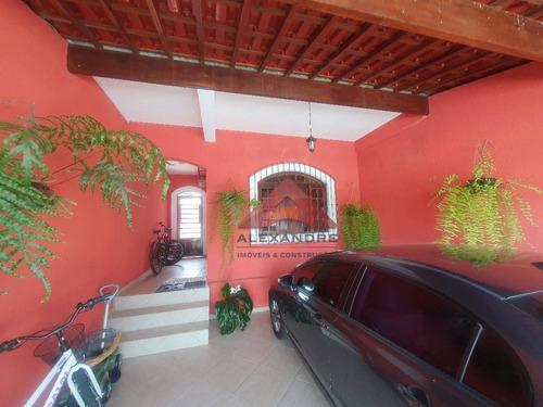 Imagem 1 de 24 de Casa À Venda, 168 M² Por R$ 360.000,00 - Jardim Itapoã - São José Dos Campos/sp - Ca4635