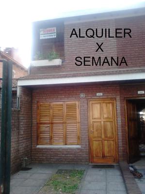 Alquiler Dúplex San Bernardo 2019