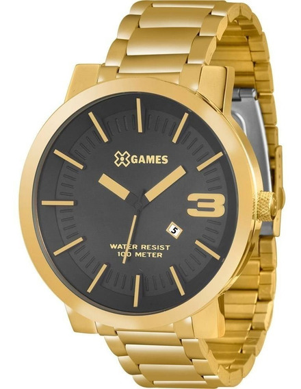 Relógio X-games Masculino Xmgs1007 P2kx