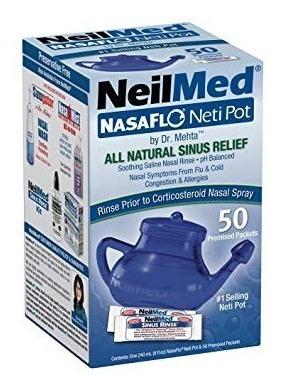 Neilmed (nasal Pot) Lavados Nasales