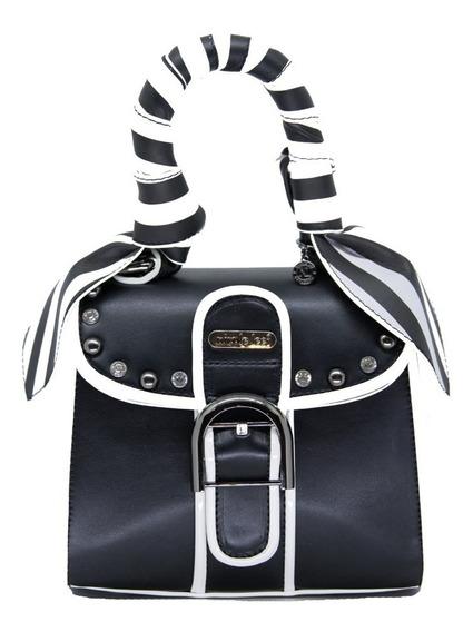 Handbag Nicole Lee P&b De Couro Vegano
